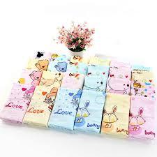 2 Layers Pure Cotton Muslin <b>Baby Towel Baby</b> Face <b>Towel</b> ...