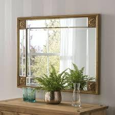 elegance distressed gold frame ornate