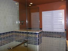 Mexican Bathroom mexican tile border shower area mexican home decor gallery 3631 by guidejewelry.us