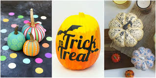 25 pumpkin painting ideas painted pumpkins for 2016