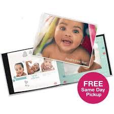 Baby Photo Album Books Photo Books Create Custom Photo Books Walgreens Photo
