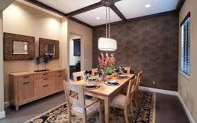 modern lighting for dining room. Cozy Dining Room With Modern Lighting For