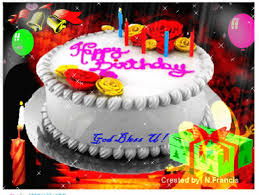 Delicious Cream Cake For You Free Cakes Balloons Ecards 123
