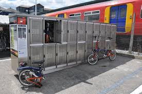 Bike Rental Vending Machines Adorable Brompton Bike Dock Launches At Guildford Station UK's First Self