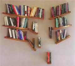 38 Novel Ideas For Unique Bookshelves And Home LibrariesUnique Bookshelves