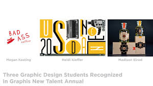 Auburn University School Of Industrial Graphic Design Graphic Design Students Garner National Recognition