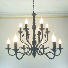 cast iron chandelier photo gallery of viewing photos metal candle