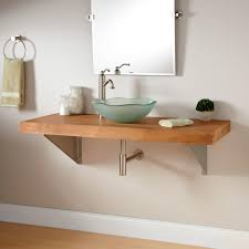 enchanting-natural-wooden-l-teak-wall-mounted-vanity-