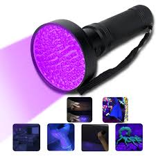 Can You See Bed Bugs With A Black Light Us 12 9 14 Off Vbs Uv Flashlight Blacklight Uv Torch Detector Light For Dog Cat Urine Pet Stains Bed Bugs Scorpions Machinery Leaks Inspect In