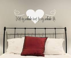 bedroom wall decor stickers for bedrooms interior design ideas picture master with how to decorate