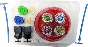 Beyblade Light Wheel 5d Beyblade Led Light Beyblade Set With Launcher 4 Beyblade 1 Launcher