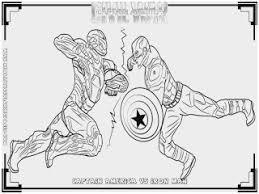 Captain America Coloring Pages Admirable Captain America Civil War