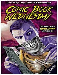 June's First Comic Book News