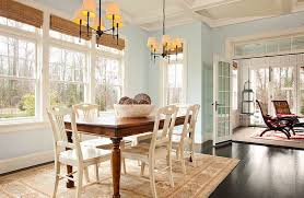 use blue instead of white for a neutral backdrop design garrison hullinger interior design and dining room ideas s97 ideas