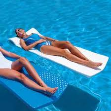 foam pool floats. Bronze; White; Blue Foam Pool Floats S