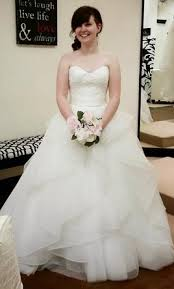 romantic wedding dresses preowned wedding dresses