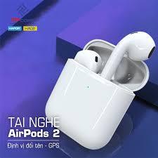 Tai nghe Airpods 2 Full Box nguyên Seal chống ồn sạc nhanh TP Shop   Tai  Nghe Bluetooth Nhét Tai