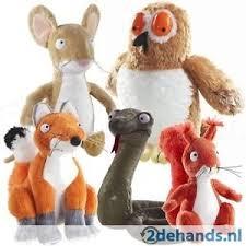 Afbeeldingsresultaat voor vos gruffalo
