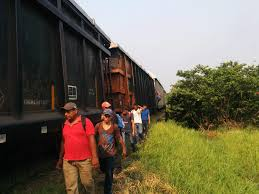 easy prey criminal violence and central american migration the cargo train known as la bestia departs tenosique in the southern mexican state of tabasco central american migrants heading further north