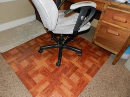 image of office chair mat costco
