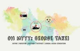George Takei by Ashley Hornsby