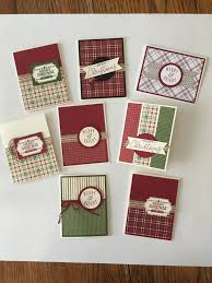 Pin by Ida Swanson on One sheet wonder stamping. | Christmas card layouts,  Scrapbook christmas cards, Christmas cards handmade
