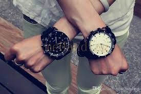 2015 cool black quality quartz wrist watch mens military water weight 100 0g pcs dial diameter >40 0mm band color black style fashion all watches in stock delivery in 3 days shipping