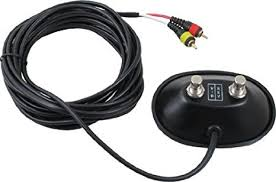 amazon com fender replacement footswitch, vintage two button, black Start Stop Switch Wiring Diagram at Hosa Dual Channel Footswitch Wiring Diagram