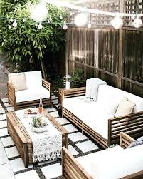 unique garden furniture. Unique Patio Furniture Ideas Best Outdoor On Designer Rustic Couch And Build A Sofa Funky . Garden O
