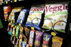 Healthy Vending Machine Snacks List Mesmerizing Unhealthy Snacks Still More Popular In Vending Machines Despite