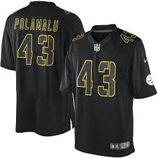 Pittsburgh Steelers Steelers Pittsburgh Steelers Blackout Blackout Jersey Blackout Jersey Pittsburgh Jersey