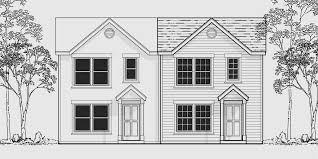 Duplex House Plans  Corner Lot Duplex House Plans  Narrow lotD  Duplex house plans  small duplex house plans  narrow duplex house plans