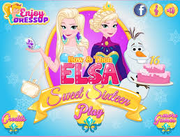now and then elsa sweet six