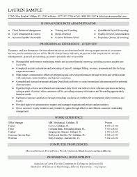 Great Recruiter Resume Hr Recruiter Resume Sample Resume Sample For