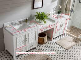 48 dual vanities sets and makeup table dec076cx2 mut. Makeup Vanity Tables Bathroom Makeup Vanity Makeup Sink Vanity