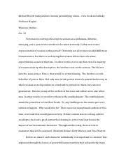 final essay women oppression magrosky females coming together  3 pages essay 1 rough draft hewitt