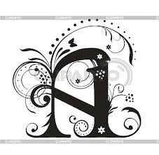 Letters In Design Capital Letters Serie Of High Quality Graphics Cliparto