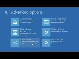 Advanced Options Windows 10 Windows 10 Resolve Startup Problems With The Advanced Boot Options