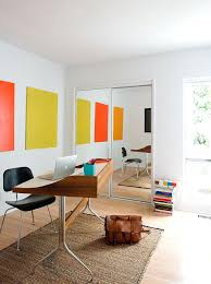 Eclectic home office Small Mid Century Decor Modern Eclectic Home Office With Desk Images Mid Century Decor Modern Eclectic Home Office With Desk Images