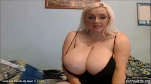 Milf with hugh tits