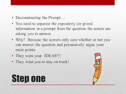 persuasive essay writing strategy the game plan use your ideas  2 step