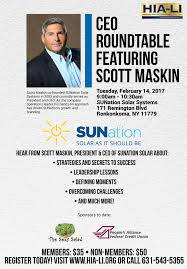 ceo roundtable featuring scott maskin of sunation solar systems
