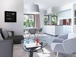 Modernes Wohn Esszimmer Offen Mit Küche Ideen