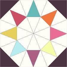 795 best Quilt-Blocks images on Pinterest | Patterns, Tutorials ... & Evening Star Block Tutorial // Summer Sampler Series Adamdwight.com