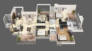 4 bedroom house plans in india elegant 4 bedroom house plans indian style 3d