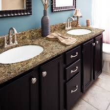 Painting Kitchen Countertops To Look Like Granite Gallery Chocolate Brown Kit