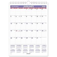 8x11 Calendar
