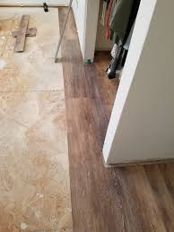 easy to install diy flooring from allure with underlayment included