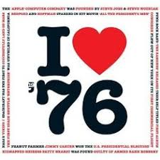 Chart Hits 1976 Year I Heart Cards And Chart Cd Gift Birthdays And