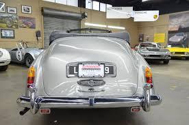 Silver Cloud Designs 1963 Rolls Royce Silver Cloud Iii Convertible By Mulliner